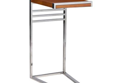 Office furniture and storage - Recessed side table MADISON - DE BEJARRY INTERNATIONAL