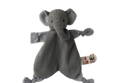 Cadeaux - WWF Cub Club Ebu Elephant Gris - WWF CUB CLUB