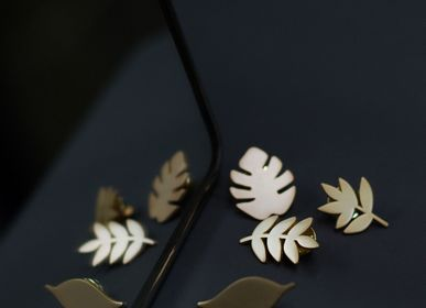 Jewelry - Brass Pins - POUSSIÈRE DES RUES