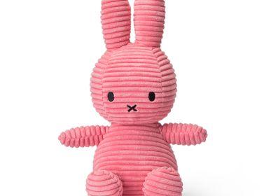 Cadeaux - Miffy Corduroy Bubblegum rose - MIFFY BY BON TON TOYS