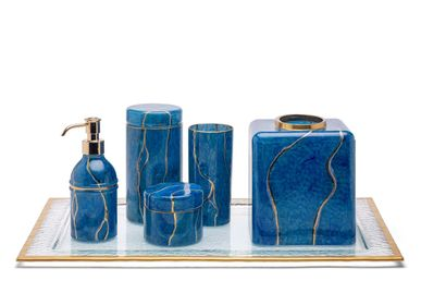 Decorative objects - MARMO VANITY SET - VETRERIE DI EMPOLI SRL MILANO