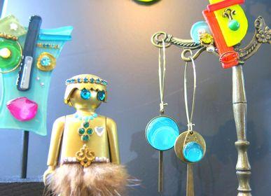 Jewelry - BIJOUX EN VERRE - NATHALIE BORDERIE