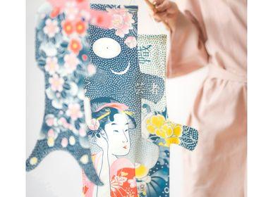 Gifts - Koinobori Tattoo Geisha (KOI2.13/S) - MADAME MO
