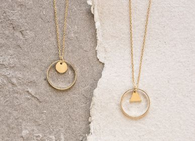 Jewelry - Circle full Circle Necklace - ESSYELLO