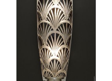 Design objects - Cut crystal wall light - Crazy Year - CRISTAL BENITO
