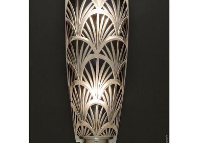 Objets design - Applique murale cristal taillé - Crazy Year - CRISTAL BENITO