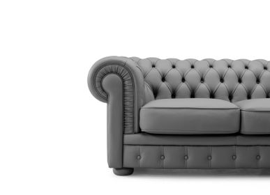 Leather goods - SOFA CHESTER - MITO HOME BY MARINELLI