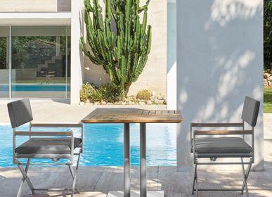 Chaises de jardin - Fauteuil metteur en scène OSKAR - SIFAS