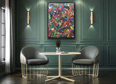 Paintings - Painting My Love  - JONAQUESTART
