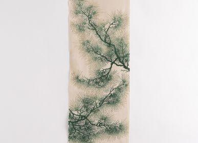 Foulards et écharpes - Décors japonais TENUGUI - KAMAWANU
