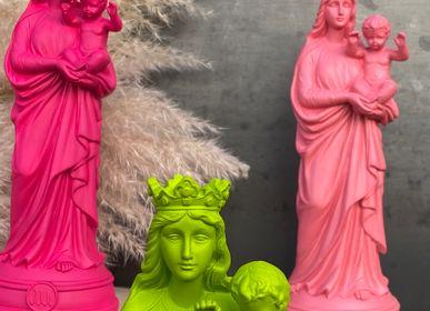 Objets de décoration - Statuette Bonne Mère - J'AI VU LA VIERGE