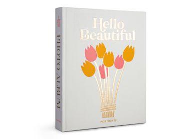 Cadeaux - Album Photo - Hello Beautiful - PRINTWORKS