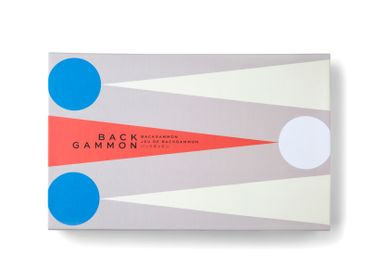 Cadeaux - NEW PLAY - Backgammon - PRINTWORKS