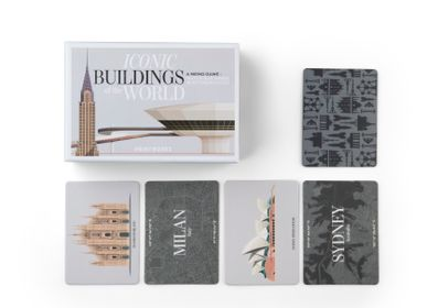 Gifts - Jeu de mémoire - Iconic Buildings - PRINTWORKS