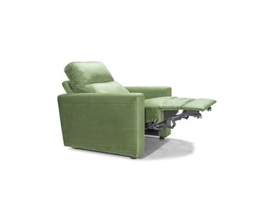 Leather goods - RELAX ARMCHAIR VERA - MITO HOME BY MARINELLI