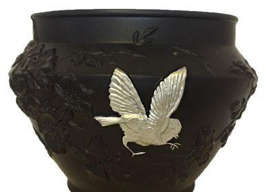 Vases - VASE ÉGLANTINE - MANUFACTURE NORMAND
