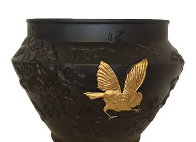 Vases - VASE EGLANTINE  - MANUFACTURE NORMAND