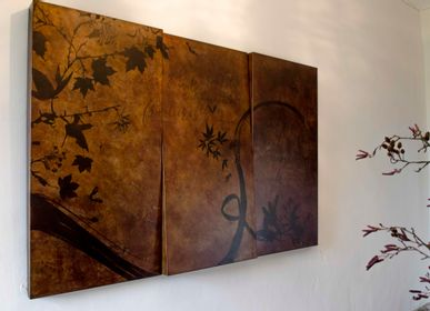 Other wall decoration - Triptic Epitome - ESTELLE MATCZAK