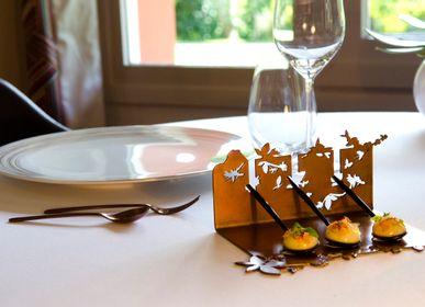 Formal plates - Floral Plate - ESTELLE MATCZAK
