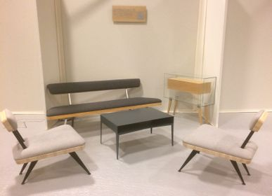 Tables basses - Table basse Petra - ROMUALD FLEURY
