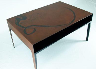 Coffee tables - Petra coffee table - ROMUALD FLEURY