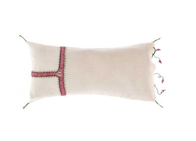 Cushions - HAND EMBROIDERY CUSHION - NADIA DAFRI