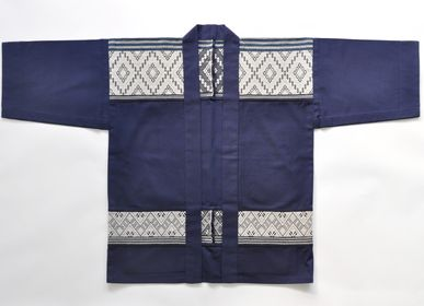 "Apparel - SHORT JACKET STYE ""HANTEN"" - HIROSAKI KOGIN INSTITUTE"