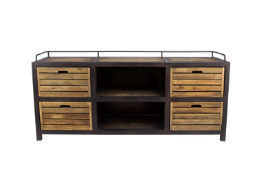 Console table - Industrial Console table - JP2B DÉCORATION