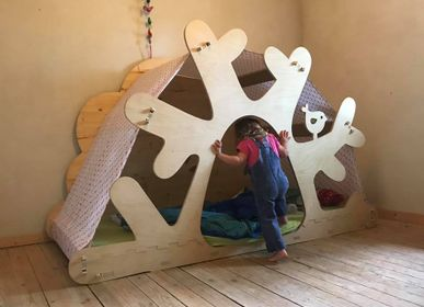 Children's bedrooms - Montessori Inspiration Tree Bed - ELYSTA