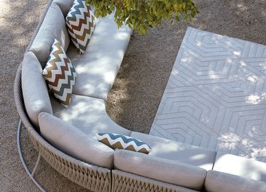 Decorative objects - Outdoor carpet NATURAL - SIFAS