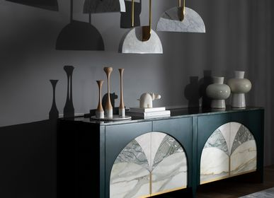 Hanging lights - Pessoa Suspension Lamp - GREENAPPLE DESIGN INTERIORS