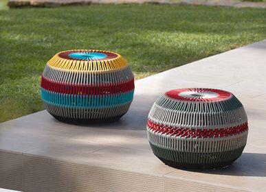 Lawn sofas   - Ottoman TAM TAM  - SIFAS