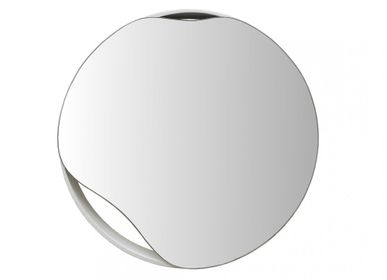Mirrors - Round wall mirror  - LITHUANIAN DESIGN CLUSTER