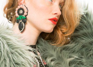 Bijoux - Inès Boucles d'Oreilles - CHRISTINE'S - HANDMADE DESIGNERS ACCESSORIES