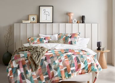 Bed linens - JUNE duvet cover set - DE WITTE LIETAER