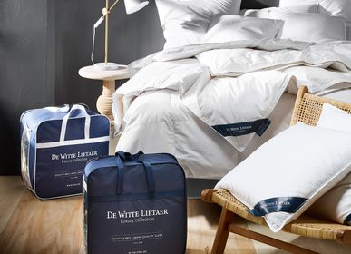 Comforters and pillows - DUCKY - 4 SEASONS - DE WITTE LIETAER