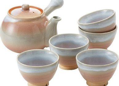 Accessoires thé et café - Service à thé japonais - SHIROTSUKI / AKAZUKI JAPON