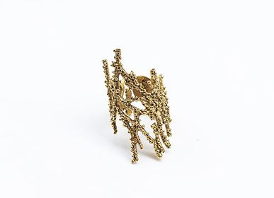 Jewelry - Seaweed Ring - LOTTA DJOSSOU