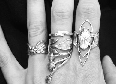 Jewelry - Beetle Ring - LOTTA DJOSSOU