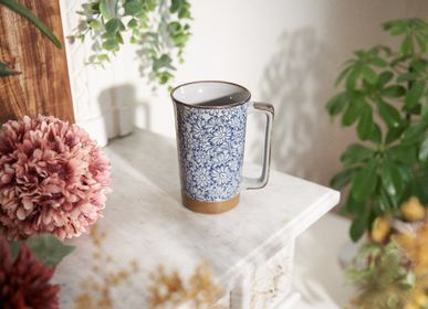 Tea and coffee accessories - Japanese Mug - SOPHA DIFFUSION JAPANLIFESTYLE