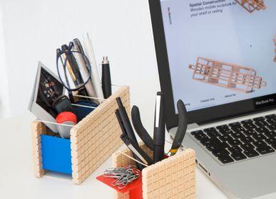 Organizer - MODUL@R DESK ORGANIZER - Do it yourself desk cubby holes - BEAMALEVICH