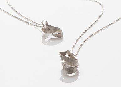 Orfèvrerie - MOEBIUS Collection, pendantif - CHIARA DE FILIPPIS