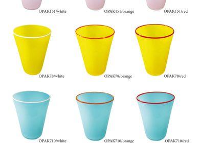 Design objects - OPAK Glass - ERIC LINDGREN