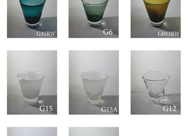 Glass - Tapered Glass - ERIC LINDGREN