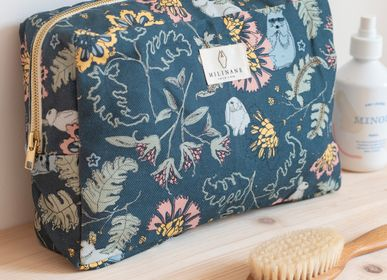 Decorative objects - Thelma Toiletry Bag - MILINANE