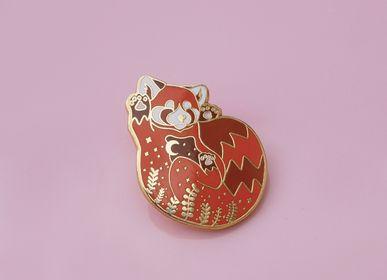 Jewelry - Red Panda Pin - MALICIEUSE