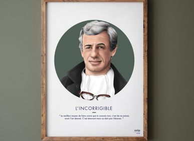 Poster - POSTER - THE INCORRIGIBLE - ASÅP CREATIVE STUDIO