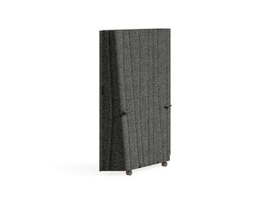 Wall ensembles - Acoustic boundary Flex Collection - STEELCASE