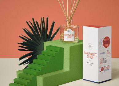 Diffuseurs de parfums - Diffuseur Pamplemousse Citron Vert - LA BELLE MÈCHE