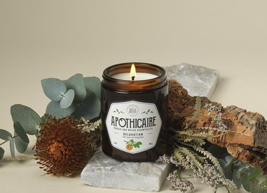 Candles - Essential oils candle RELAX - LA BELLE MÈCHE
